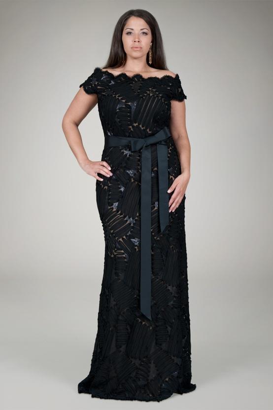 Вечерние платья для полных дам - 100 фото, видео | Галерея женских