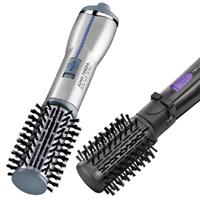 Укладка волос феном-щеткой: два в одном