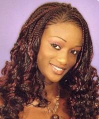 Как сохранить здоровье волос, заплетенных в африканские косички