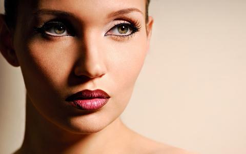 Дымчатый макияж глаз - взгляд с поволокой