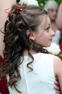 дитячі зачіски на випускний