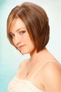 Длинная стрижка на густые волосы
