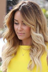 Как мелированные волосы осветлить