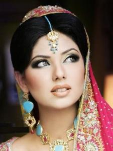 Индийский макияж для девушек: пошаговое нанесение или как 7