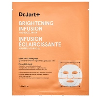 маска для лица Dr. Jart + Brightening Infusion Hydrogel Mask