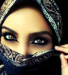 фото макияж глаз восточный