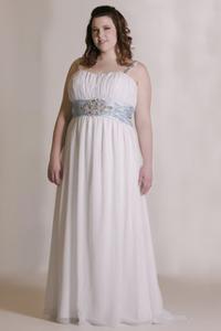 Wedding Saloon :: платье свадебное больших размеров - Свадебные