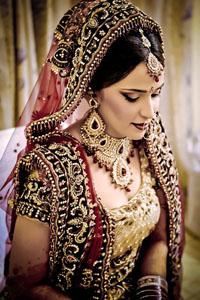 Свадебные индийские платья