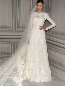 Изобр по > Длинная Фата Невесты