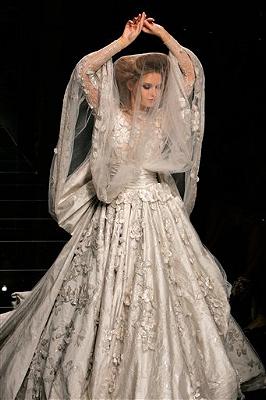 Традиции и символика свадебного наряда - почему невеста должна закрывать лицо?