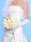 Букет невесты - стильный минимализм