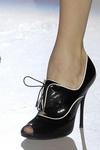 Модная обувь 2008 - причудливые формы