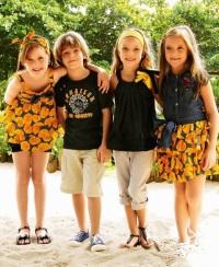 Мода для детей: тенденции лета 2012