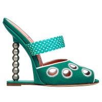 Топ шести коллекций обуви весна-лето 2012 – яркая экзотика