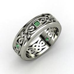 серебро кольца фото мужские