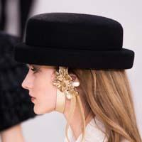 Осенние женские шляпы: эксперименты с хорошо забытым старым