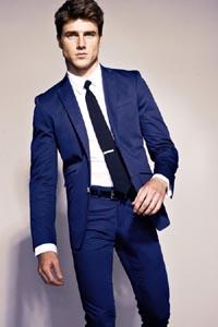 Как носить   Зажим для галстука – стильный аксессуар