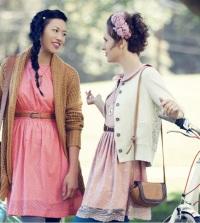 Производство модной женской одежды