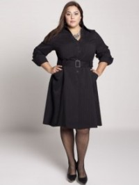 Діловий одяг для повних жінок 43b3d6673096b