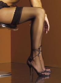 Модные чулки: сексуальный аксессуар
