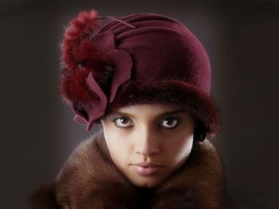 2f1623b8ce50 Женские зимние шляпы: привлекательный акцент в вашем образе