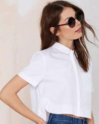 Какие аксессуары носить с белой рубашкой: создание разных образов