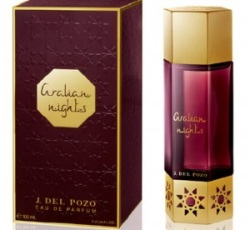 Новый аромат «Arabian Nights for Her» от Jesus del Pozo