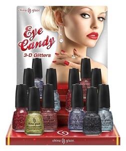 Eye Candy Holiday 2011 – маникюр в стиле Мерилин от China Glaze