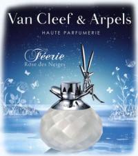 Feerie Rose des Neiges: новая версия Feerie от Van Cleef & Arpels