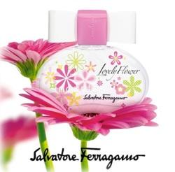 Новый аромат Incanto Lovely Flower от Salvatore Ferragamo
