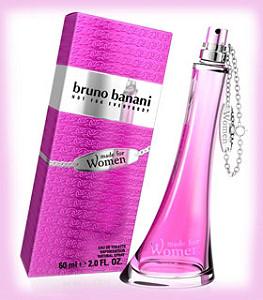 Made for Women: новый женский аромат от Bruno Banani
