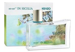Дом Kenzo представил лимитированный аромат 10:10 in Sicilia