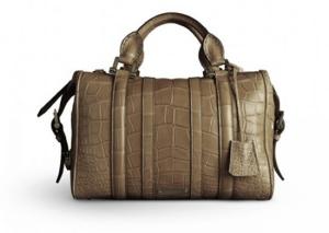 Burberry выпустил эксклюзивную сумочку для Harrods