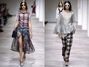 Парижская неделя моды – показ Dries Van Noten весна 2013