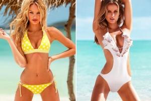 Пляжная коллекция 2012 от Victoria's Secret
