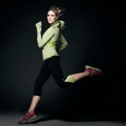 Хайди Клум делится фитнес-советами
