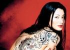 Татуировки - больше не экстремальное украшение