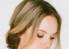 Основы макияжа невесты - почему не стоит красить брови?