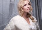 Свадебные шубки – роскошное спасение от холода