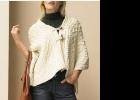 Мягкие объемные свитера — изюминка зимнего сезона