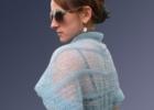 Вязаное болеро: универсально и неизменно нарядно