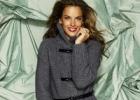 Вязаное пальто - уютно и недорого