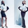Модель Лия Кебеде стала лицом новой коллекции Lacoste