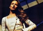 Модель Кармен Педару стала лицом новой коллекции Gucci