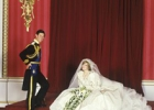 Свадебное платье принцессы Дианы - незабываемый подвенечный наряд