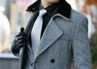 Мужское полупальто: теплый и стильный вариант