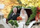 Цвета свадьбы: цветовая палитра осенней свадьбы