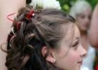 Детские прически на выпускной: изобилие изящества