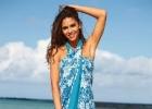 Современный парео для пляжа – необходимый атрибут в гардеробе