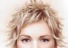 Укладка вьющихся коротких волос – настоящее искусство